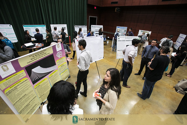 NSM Undergrad Research & Poster Session