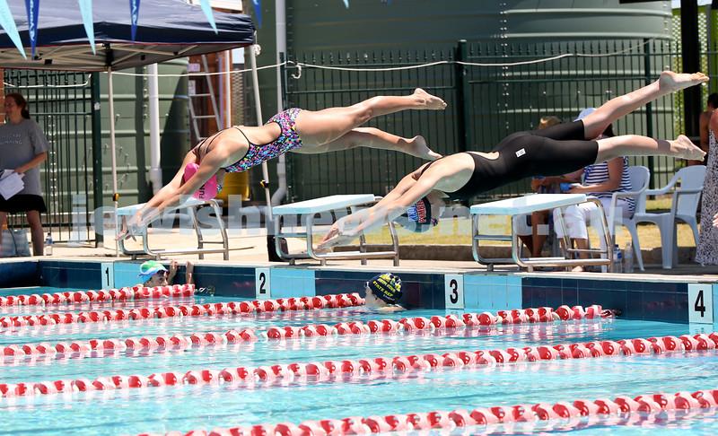 Maccabi Jewish Swimming Championships. Pic Noel Kessel.