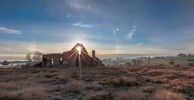 NSW 46 Tenterfield Misty Morning
