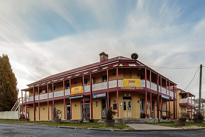 NSW 48 The Walcha Pub