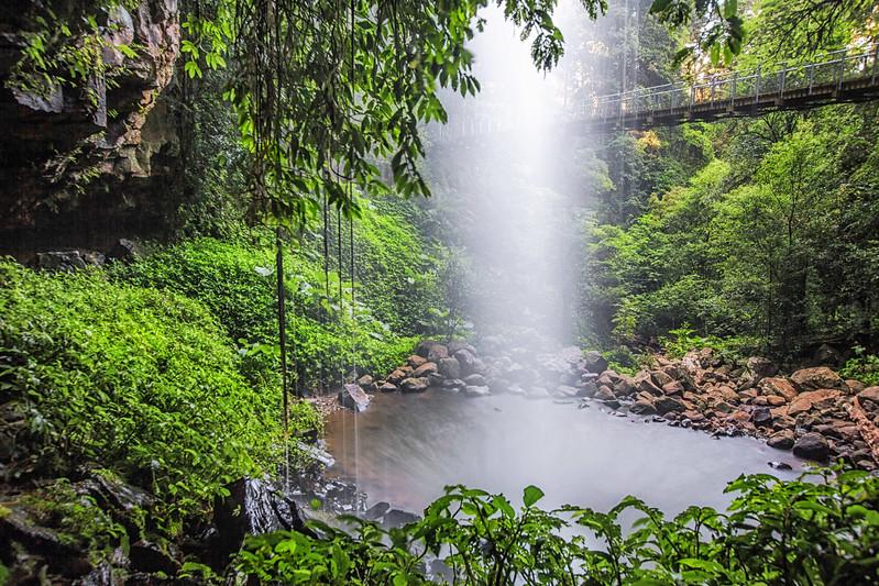 CS 01 Crystal Shower Waterfall