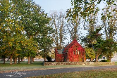 U 02 Gostwyck Chapel draped in Red