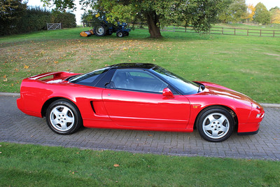 NSX Coupe - 119,000 miles