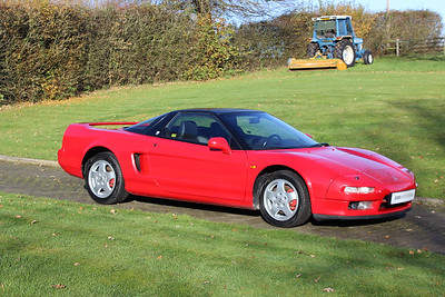 NSX Manual Coupe LHD
