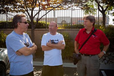 Les (LMR), JC (Valhalla), Craig (SeaSharp)