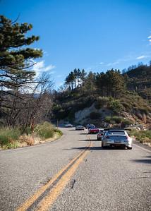 Slower traffic moves aside