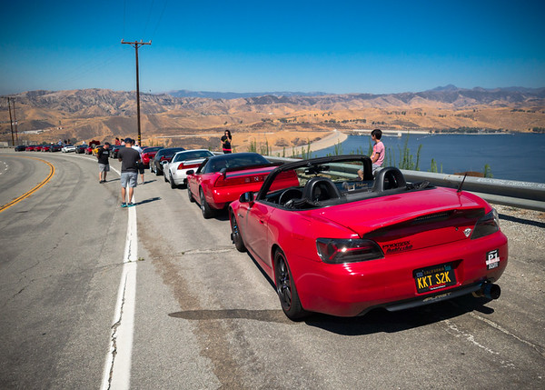Kyle's lone S2K