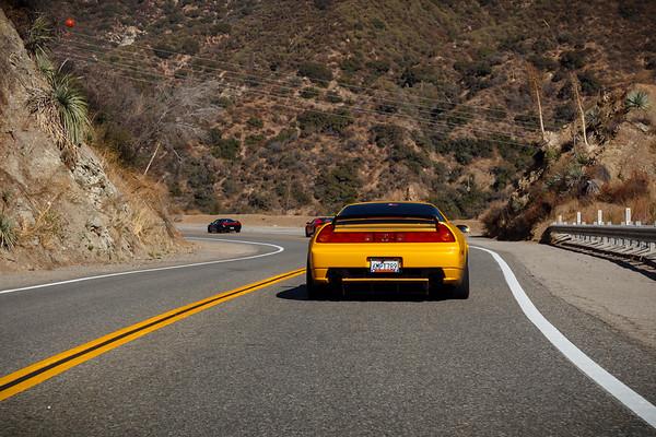 San Gabriel Canyon Road