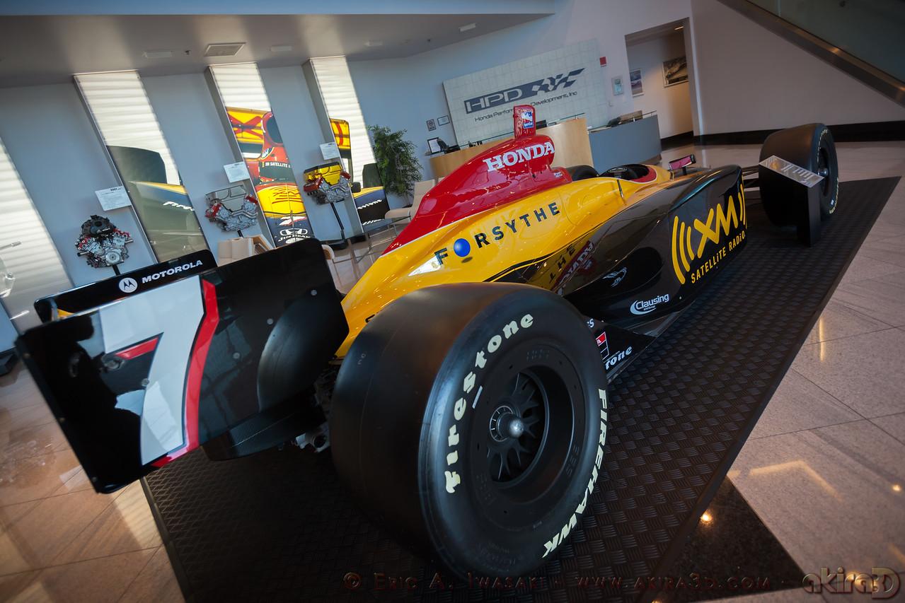 IndyCar, Powered by HONDA
