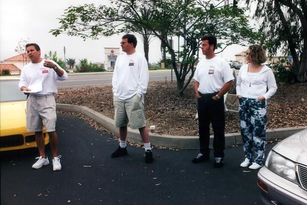 Craig, Marc (NSXTC), John (ANYTIME), and Tina