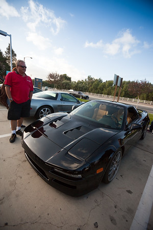 Greg (narlee) and his NSX