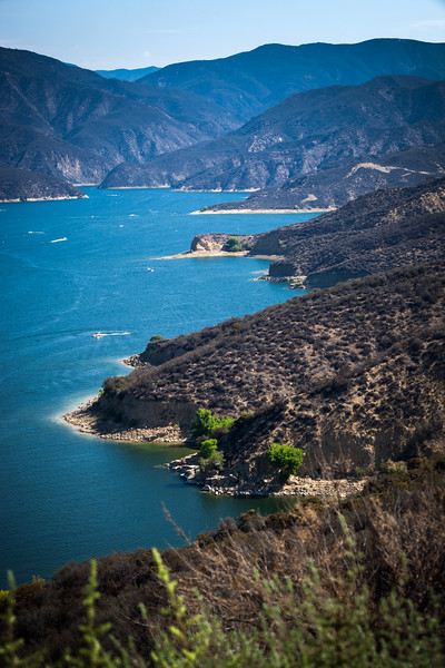 Castaic Lake