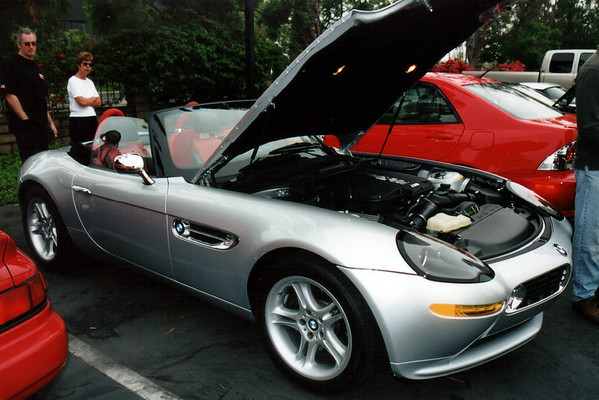 Though BMW's Z8 looks far too retro (and costs way too much) to truly excite me, I can't deny that I find this roadster somewhat appealing.  Of course, I am a bit disappointed to learn that not all Z8s feature factory installed rocket launchers (as depicted in the James Bond film The World Is Not Enough).