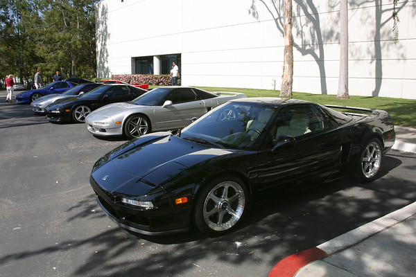 I recognize quite a few of these NSXs
