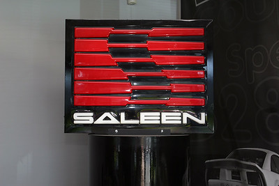 The Saleen Factory Tour begins!