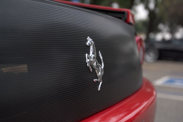Gotta love the shiny prancing horse