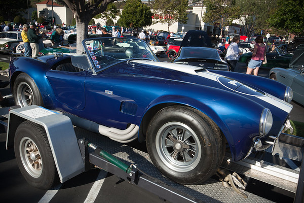 This AC Cobra is the real deal...not a replica