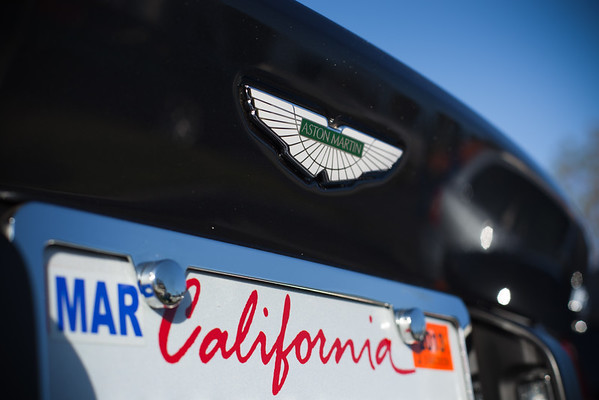 What would be an appropriate Aston Martin for Southern California?