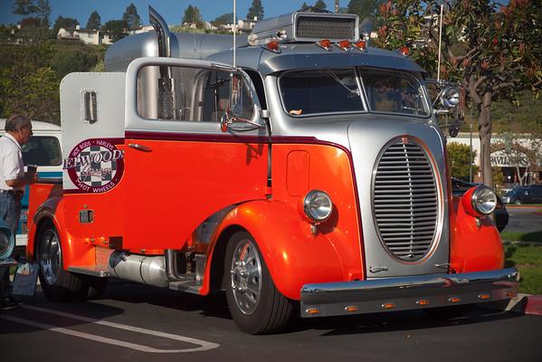 Custom 1938 Ford C.O.E.