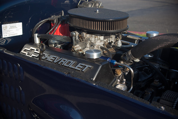 Chevy Powered Ford