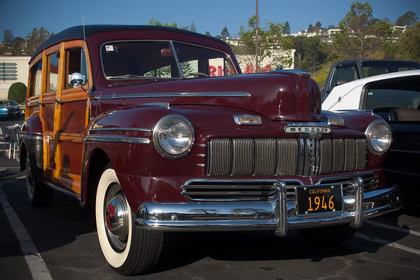 1946 Mercury Woodie Wagon