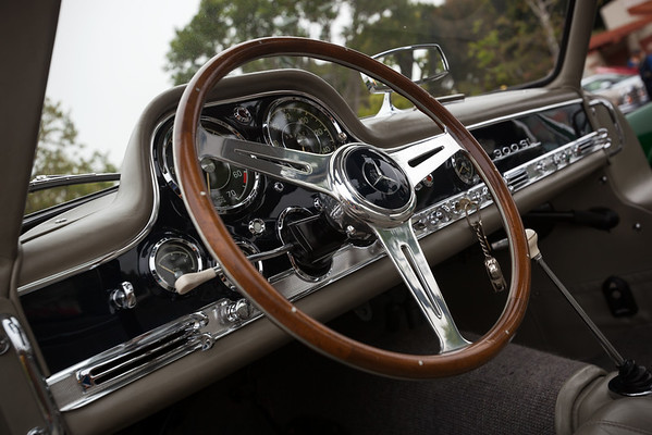 I am still smitten by the 300 SL