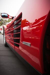 Ferrari Testarossa, perhaps my favorite sportscar from the 1980's