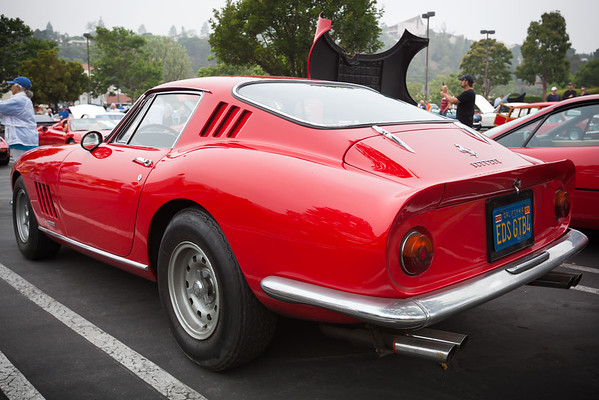 1967 Ferrari 275 GTB4 (1 of 280 produced)