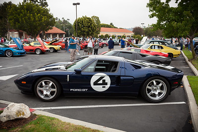 Ford GT x 3