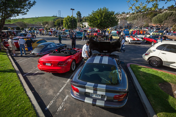 This month's feature cars: Mopars (Chrysler Corporation Products)
