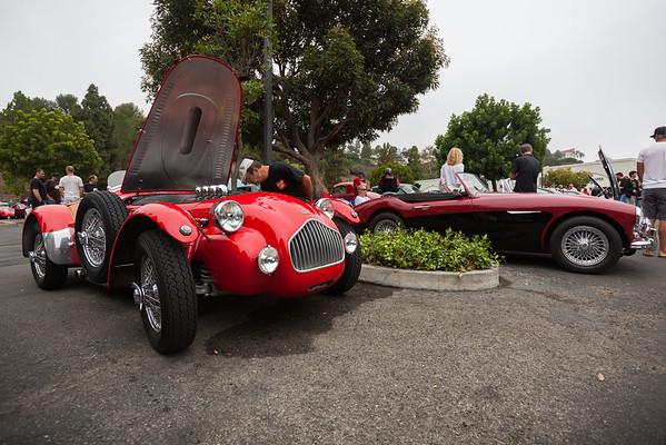 Also not Italian - 1952 Allard J2X