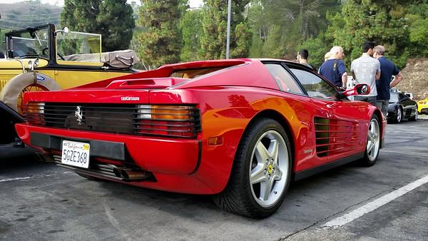 Ferrari Testarossa, my favorite 80's car (other than the Back to the Future Delorean)