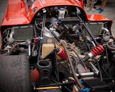 A peek under the 956's hood