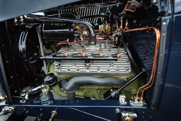 Scat Enterprises 1929 Ford Roadster