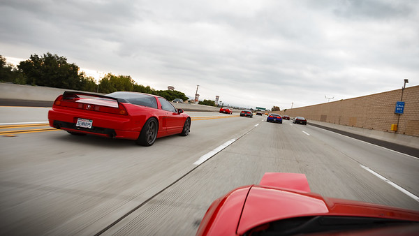 NSXs take over the 71