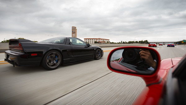 Albert and his turbo NSX
