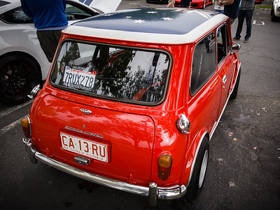 Morris Cooper...from the land down under