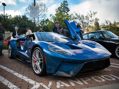 This IS the same Ford GT I saw a Saturday Shift a couple of weekends ago