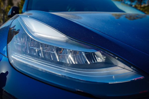 Tesla has evolved their headlights with each vehicle they have produced, but I think I still prefer the Model S and X headlights to the 3.