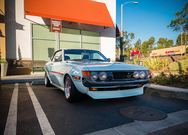 Classic Celica...an earlier vintage than my first