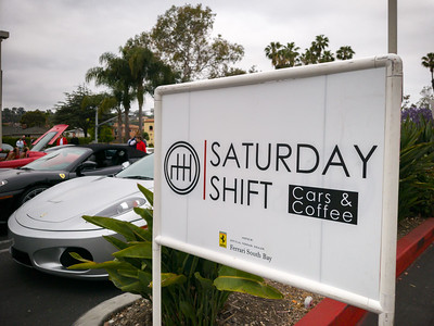 Last month, Saturday Shift moved to this location...