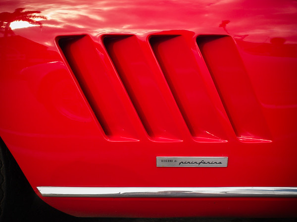 Something about these gills remind me of the 300SL
