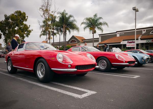Ok, there's a non-Ferrari amongst them