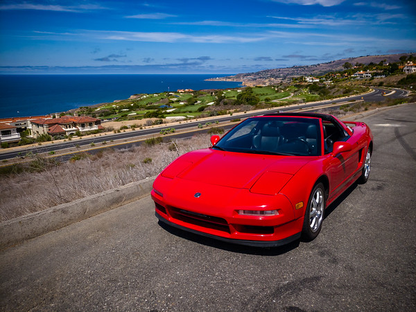 I will forever think of that golf course as Ocean Trails...site of the Acura Palos Verdes Concours d'Elegance
