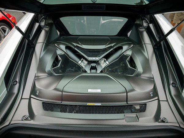 This is not my engine bay