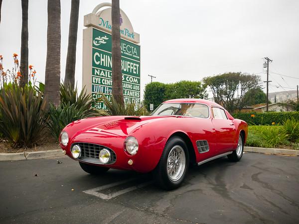It's time for another Ferrari Dealer-sponsored C&C