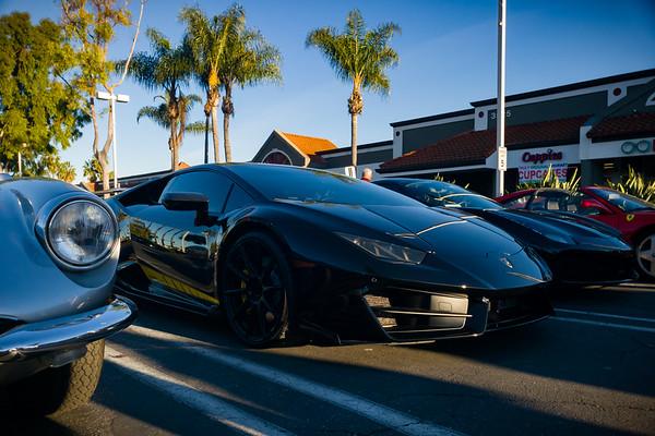 Mean looking Lamborghini Huracán