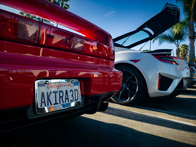 NSX butts...IMHO the NA2 is among the all time best