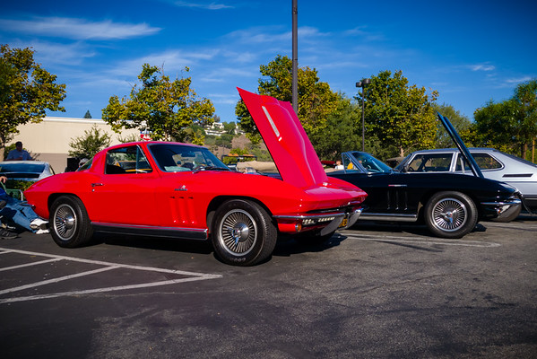Corvette C2 Fastback