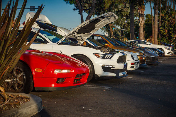 Of course, most of the JDM cars are probably heading over to Long Beach for the Japanese Classic Car Show.  I am cheap...I did not feel like paying to see cars sit still.